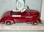 HALLMARK Toy Vehicle 1941 GARTON ROADSTER